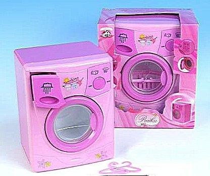 Dětská pračka jako opravdová