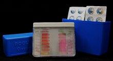 Tester pH a oxi na kvalitu bazén...