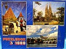 129 box Praha + Barcelona + jeden