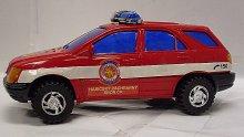 Auto hasiči na setrvačník plastové 20 cm % 110