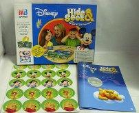 Najdi a skryj Disney společenská hra v krabici ...