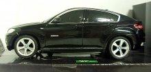 Auto R/C BMW X6 model 1:28 na dálkové ovládání ...