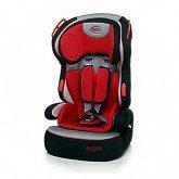 Autosedačka Basco 4 Baby 9 -36 kg red