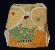 Kalhotky pro dítě ortopedické igelitové na fixa...