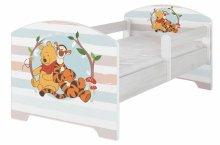 BabyBoo Dětská postel Disney, 160x80 + pěnová m...