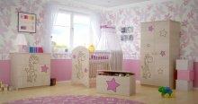 BabyBoo Dětská komoda - Žirafka ...