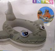 Člun nafukovací žralok velký použitelný i jako ...