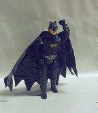 Batman figurka malovaná plastová ohebná pohybli...