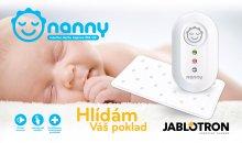 Monitor dechu Nanny BM 02