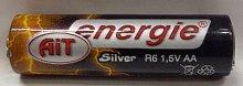 Baterie do hračky AA R6 1,5 V AIT energie
