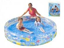 Bazén rodinný venkovní kulatý Bestway nafukovac...