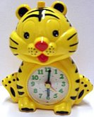 Budík tygřík žlutý