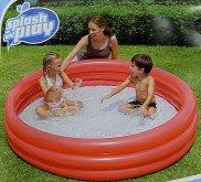 Bazén kulatý XXL Maxi velký 506 litrů jednobare...