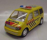 Sanitka auto Ambulance dálniční ...