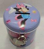 Kasička kovová pokladnička Disney Minnie Mouse ...