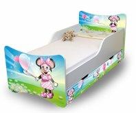 Dětská postýlka Minnie Mouse assort