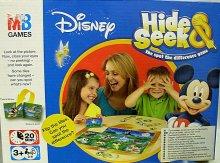 Najdi a skryj Disney společenská...