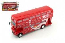 Autobus patrový Londýnský Max svítící narážecí ...