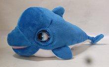 Delfín Blu Blu Baby plyšový 30 cm na baterie se...