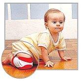 Chránič na kolena pro dítě Farlin červený