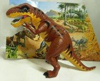 Dinosaurus T- Rex zvukový svítící na baterie.