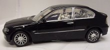 Auto BMW na setrvačník černé Maxi