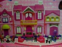 Dům pro panenky svítící se zvuke...
