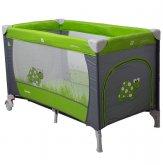Cestovní postýlka SAMBA Zelená Coto Baby