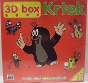 3D box Krtek Jiří Models % 298