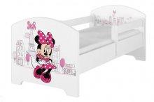 BabyBoo Dětská postel Disney - Minnie Paris - b...