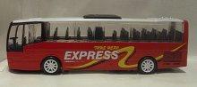 Autobus kovový express Bus zájezdová doprava osob
