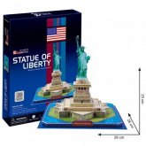 3D puzzle New York Socha Svobody USA 39 dílků