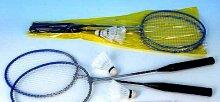 Badminton souprava kovová včetně košíčků Akce