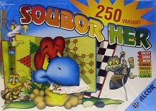 Nový Soubor her 250 variant % 287