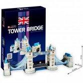 3D Puzzle Londýn most Tower Brigde