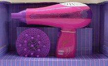 Fén hračka my turbo hair svítící funkční zvukov...
