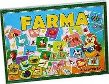 Farma soubor her pro nejmenší naučná