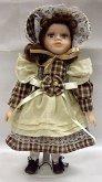 Porcelánová panenka sběratelská 27 cm Holčička ...