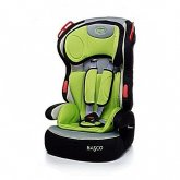 Autosedačka Basco 4 Baby 9 -36 kg green Akce