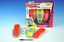 Dětský telefon z pokoje do pokoj...