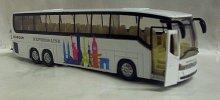 Autobus Express line svítící se ...