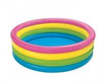 Bazén dětský vícebarevný Intex průměr 86 cm