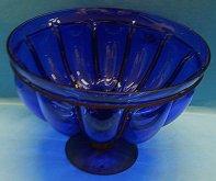 Mísa široká Modré sklo historick...