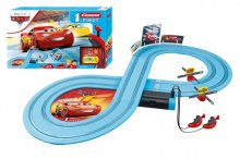 Autodráha Carrera First Auta/Cars 2,4m plast + ...