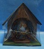Dřevěná bouda Bernardýn Fík s 2 ...