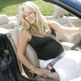 Bezpečnostní pás do auta pro těhotné maminky