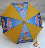 Deštník Medvídek PÚ Disney pro děti žluto modrý