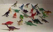Dinosaurus malý sada 24 kusů fig...
