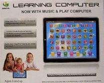 iPad 2 Black dětský tablet learning computer