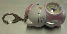 Budík přívěšek Hello Kitty hodin...